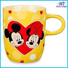 Disney Mickey and Minnie Mouse Ceramic Mug brand new