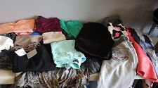 Womans size 14 & 16 clothes bundle joblot jeans dresses tops shorts used