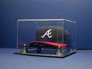 Cap Displays Case / Hat Display Case All Acrylic Baseball Cap Case