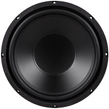 "NEW 12"" SVC Subwoofer Bass.Speaker. 4 ohm.Sub.woofer.120w.RMS.Home Car Audio"
