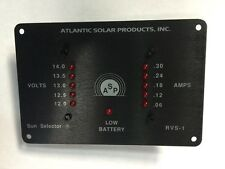 New Solar Status Panel RVS-1 Atlantic Solar Products Sun Selector Rv Motor home