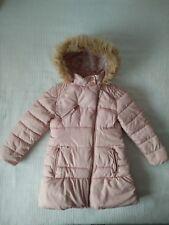 Next ___ manteau d'hiver fille Âge 5-6 ans très bon état