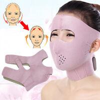 Anti Wrinkle Full Face Slimming Cheek Mask Lift V Face Line Slim Up Belt Strap