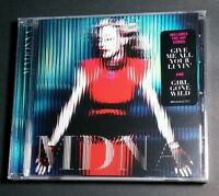 NEW MDNA [Clean] by Madonna (CD, Mar-2012, Interscope CD