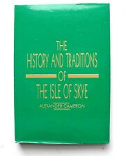 ISLE OF SKYE HISTORY & TRADITIONS[1871,INVERNESS]HEBRIDES/SCOTTISH HIGHLANDS-D/W