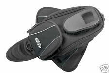 NEW JOE ROCKET MANTA MAGNETIC MOTORCYCLE TANK BAG BLACK