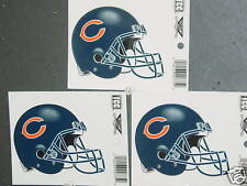 NFL Window Clings (3), Chicago Bears, NEW