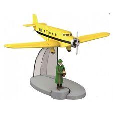 Tim & Struppi Aereo Basil Bazaroff Figura Tintin Moulinsart Modello 29534 (L *