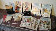 Lot cartes divinatoires ésotérisme tarot ancien oracle Belline Mlle Lenormand