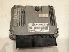 VW GOLF MK5 1.9 TDI 66KW ENGINE ECU MANAGEMENT CONTROL UNIT MODULE 03G906021PL