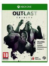 OUTLAST Trinidad Para Xbox One - Envío Rápido Vendedor GB