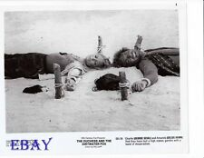 Goldie Hawn tied down George Segal VINTAGE Photo Duchess And The Dirtywater Fox