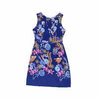 Uttam Boutique Women's Mini Dress 12 Colour:  Multi