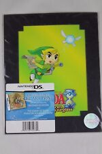 Cel Art Print Legend of Zelda Phantom Hourglass Nintendo DS  LIMITED EDITION