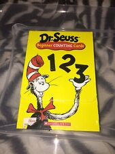 Dr. Seuss Beginner Counting Cards -Math Flash-