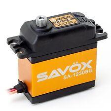 Servo SAVÖX Digital SA 1230 SG Stellkraft 30-36kg Powerservo grosse Flugmodelle