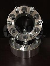 "Acura SLX 96-99 Wheel Adapters Aluminum Set 6x5.5 6 Lug Bolt NEW - 2"" inch"