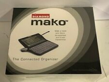 Diamond Mako 16mb Connected Organizer #90410000 New Sealed Rare & Collectible