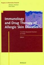 Immunology and Drug Therapy of Allergic Skin Diseases (Progress in Inflammation