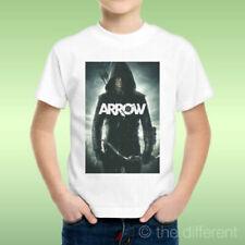Camisetas de niño de 2 a 16 años mangas cortas verdes