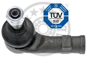 OPTIMAL Genuine New Replacement Tie Rod End G1-109, Front Left Side
