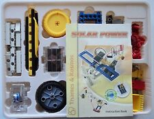 Thames & Kosmos Solar Power Science Educational Kit 6 Models Learning Fun