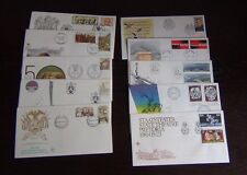 South Africa 10 Covers 1979 to 1981 Harbour Fuel Diamonds Theatre Monuments etc