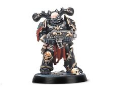 Chaos Space Marines x1 - Unboxed blackstone fortress - 40k