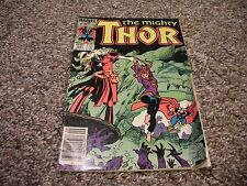 Thor # 347 & 348 (1968 Series) Marvel Comics