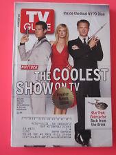 NIP / TUCK  TV GUIDE june 20 - 26, 2004