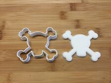 Halloween Cookie Cutter Jolly Roger Biscuit, Pastry, Fondant Cutter