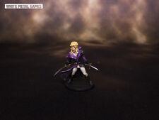 ZOMBICIDE BLACK PLAGUE Promo Survivor Hitch Painted Commission Service SVC