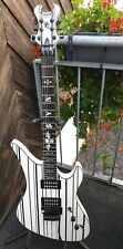 Schecter Synyster Gates Custom - White/Black -