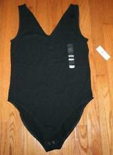NEW NWT Womens GAP V-Neck Tank Top Bodysuit Stretch Cotton Choice - 3 Colors *3J