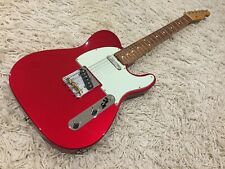2018 Fender Classic Series 60s Telecaster in Candy Apple Red