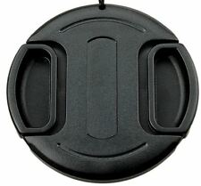 JJC LC-49mm Snap On/Clip on Lens Cap Protection Cover with Keeper for DSLR