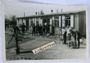 Foto Lager - Kaserne in WOLOMIN - POLEN.