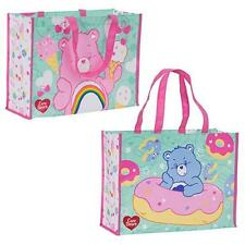 Vandor Care Bears Large Recycled Shopper Tote