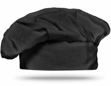 Men Women Comfortable Cook Adjustable Kitchen Baker Chef Elastic Cap Hat Hot