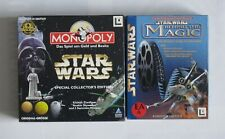 Star Wars Monopoly – Special Collector´s Edition / Behind the Magic Bigbox - PC