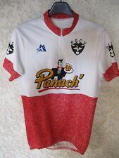 Maillot cycliste PSCV PANACH' MS STINA vintage années 80 shirt trikot maglia S