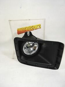 2015-2018 SILVERADO 2500HD 3500 DRIVERS SIDE FOG LIGHT BEZEL PANEL NEW  22978632