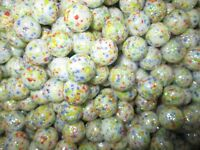 2 POUNDS 5/8 INCH METEOR SPECKLED MEGA / VACOR MARBLES FREE SHIPPING