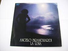 ANGELO BRANDUARDI - LA LUNA - LP VINYL 1975 EXCELLENT CONDITION