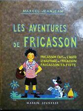 Les aventures de Fricasson, Marcel Jeanjean, Massin 1991