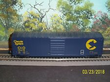 BRANCHLINE HO SCALE #1030 50' AAR BOXCAR CHESSIE #19678