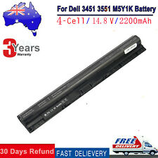Laptop Battery for Dell Inspiron 15 5000 Series 5559 Type M5Y1K 453-BBBR 4Cell