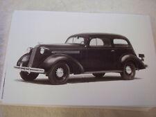 1936 PONTIAC 2DR  11 X 17  PHOTO  PICTURE