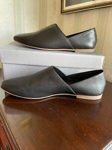 Shoes Women black Leather Vagabond Shoemakers Ayden Slip-on Size 40/7