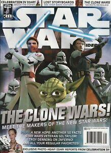 Star Wars insider magazine issue 71 In Excellent Condition